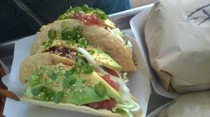 Gott's, roadside, napa, ahi, poke, tacos