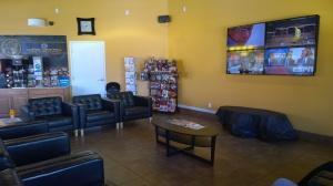 American Canyon Waiting Lounge