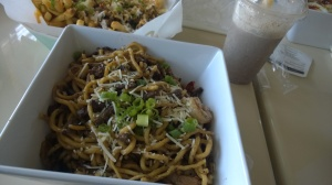 Crave - Surf And Turf Noodles