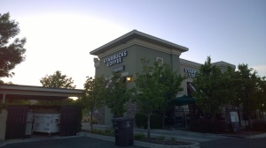 Starbucks - Napa Junction Shopping Center - American Canyon