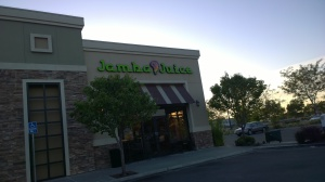 Jamba Juice - Napa Junction Shopping Center - American Canyon