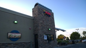 Sonic - Napa Junction Shopping Center - American Canyon